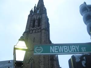 Newbury st